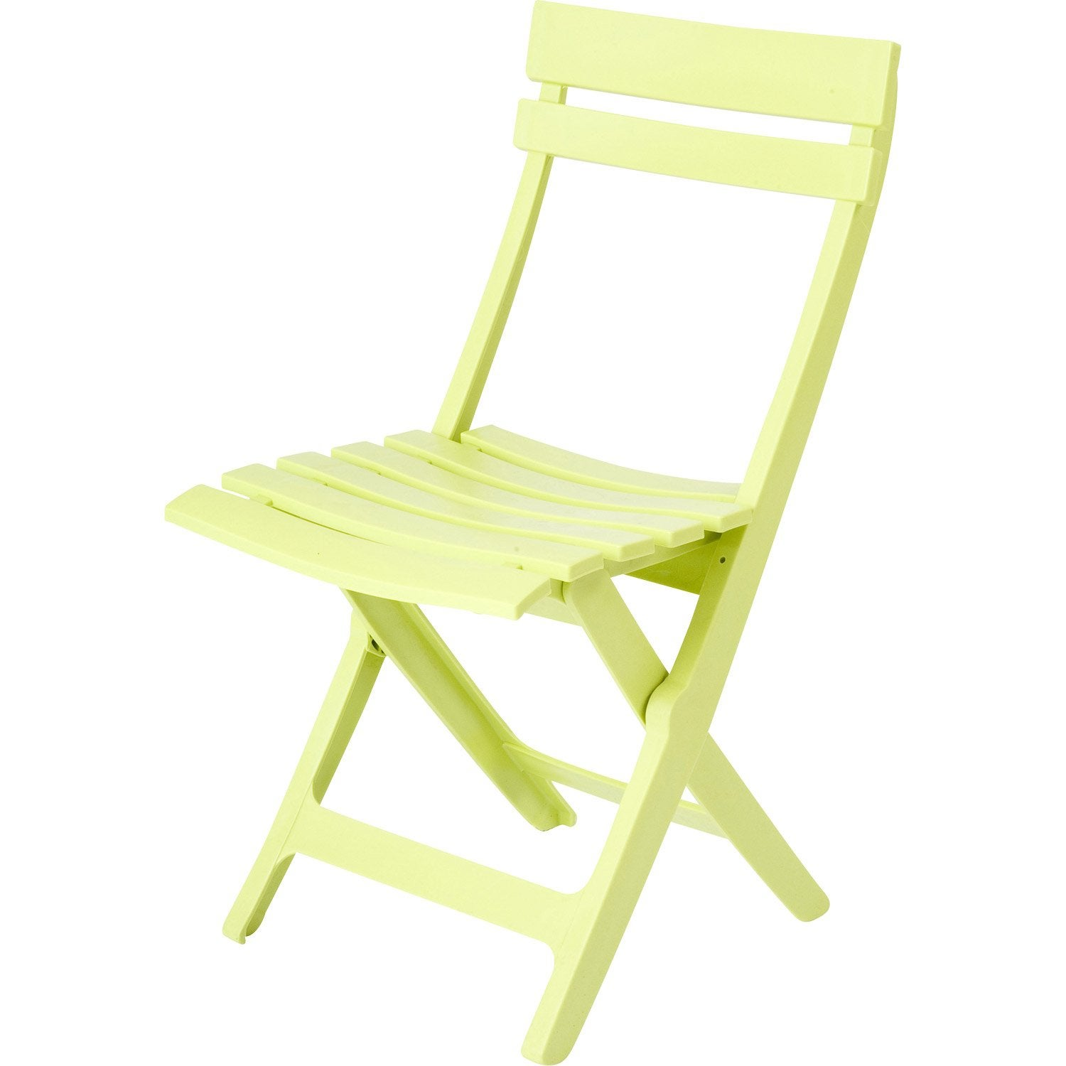 Chaise pliante leroy merlin 28 images chaise pliante for Chaise longue de jardin en bois
