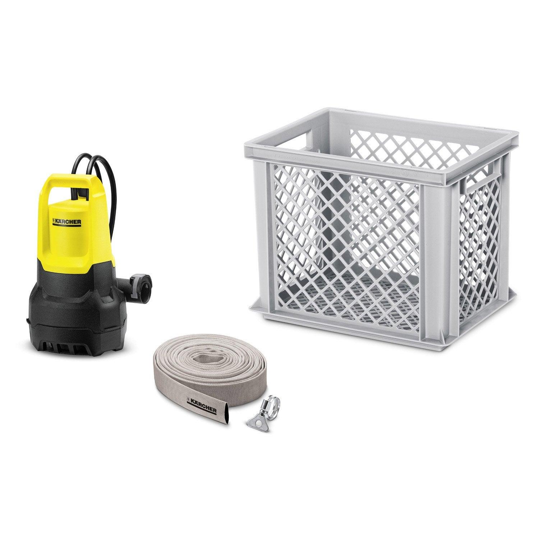 kit anti inondation karcher sp5 dirt leroy merlin. Black Bedroom Furniture Sets. Home Design Ideas
