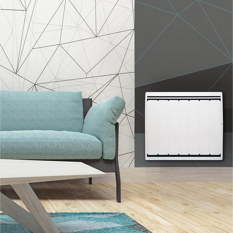radiateur lectrique double syst me chauffant airelec airedou 3d 2000 w leroy merlin. Black Bedroom Furniture Sets. Home Design Ideas