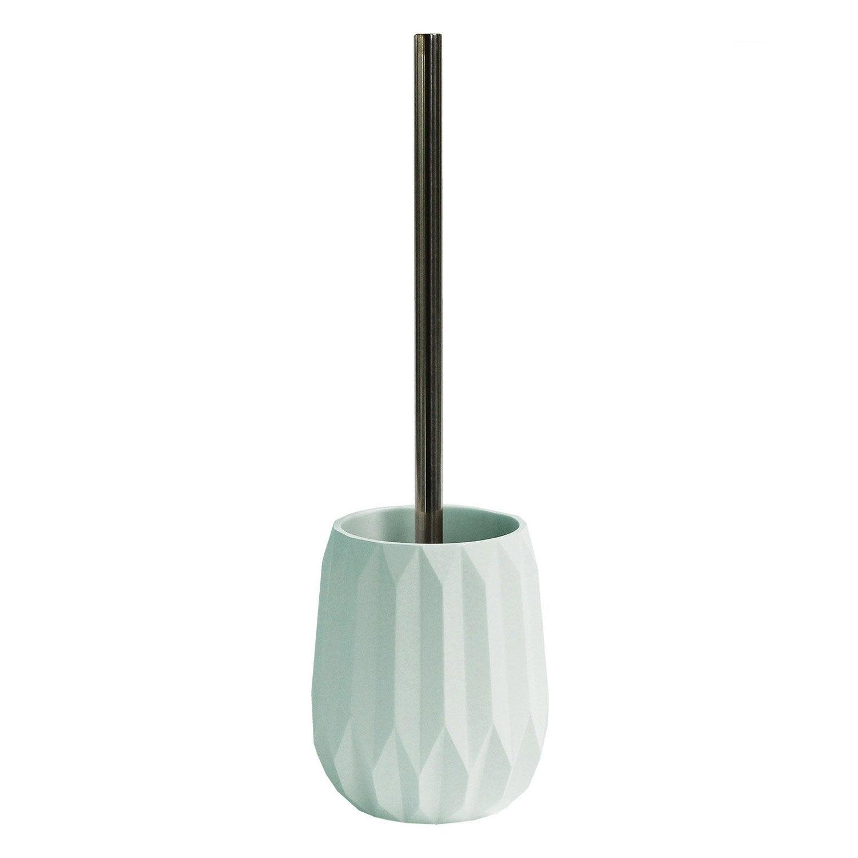 brosse wc issey vert d 39 eau leroy merlin. Black Bedroom Furniture Sets. Home Design Ideas