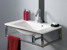 bien choisir sa vasque ou son lavabo leroy merlin. Black Bedroom Furniture Sets. Home Design Ideas