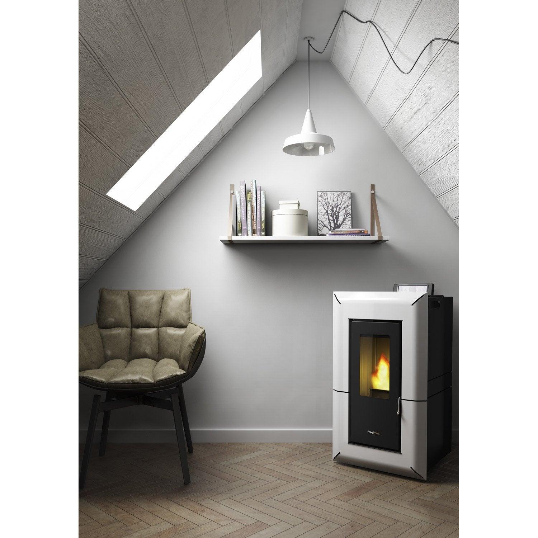 poele a granule freepoint avis. Black Bedroom Furniture Sets. Home Design Ideas