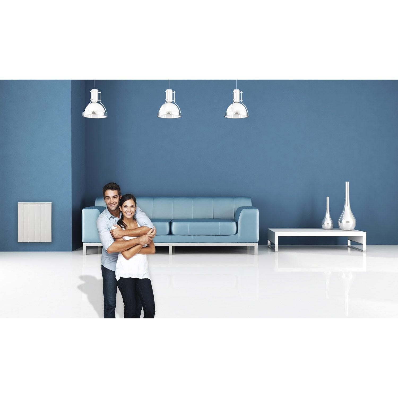 radiateur lectrique inertie pierre airelec seboa haut 2000 w leroy merlin. Black Bedroom Furniture Sets. Home Design Ideas