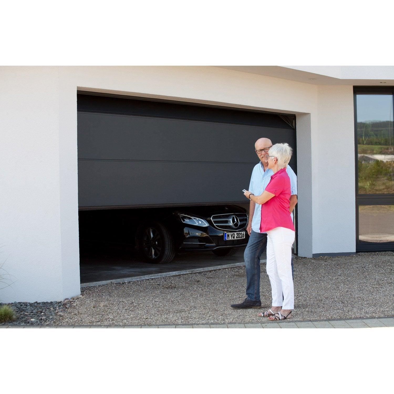 motorisation de garage courroie chamberlain ml1000ev leroy merlin. Black Bedroom Furniture Sets. Home Design Ideas