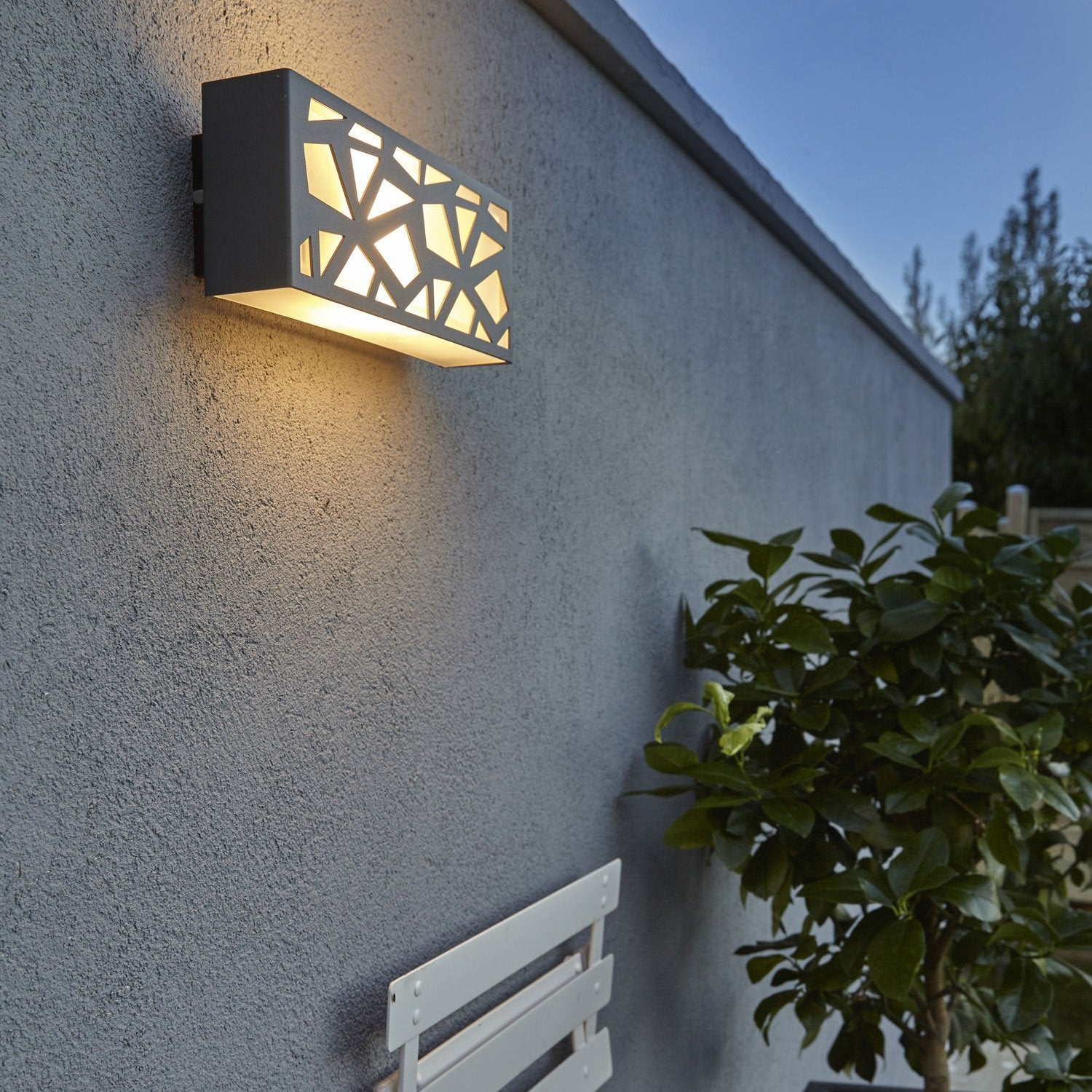 D coration applique exterieure leroy merlin nantes 2917 for Applique murale exterieur led leroy merlin