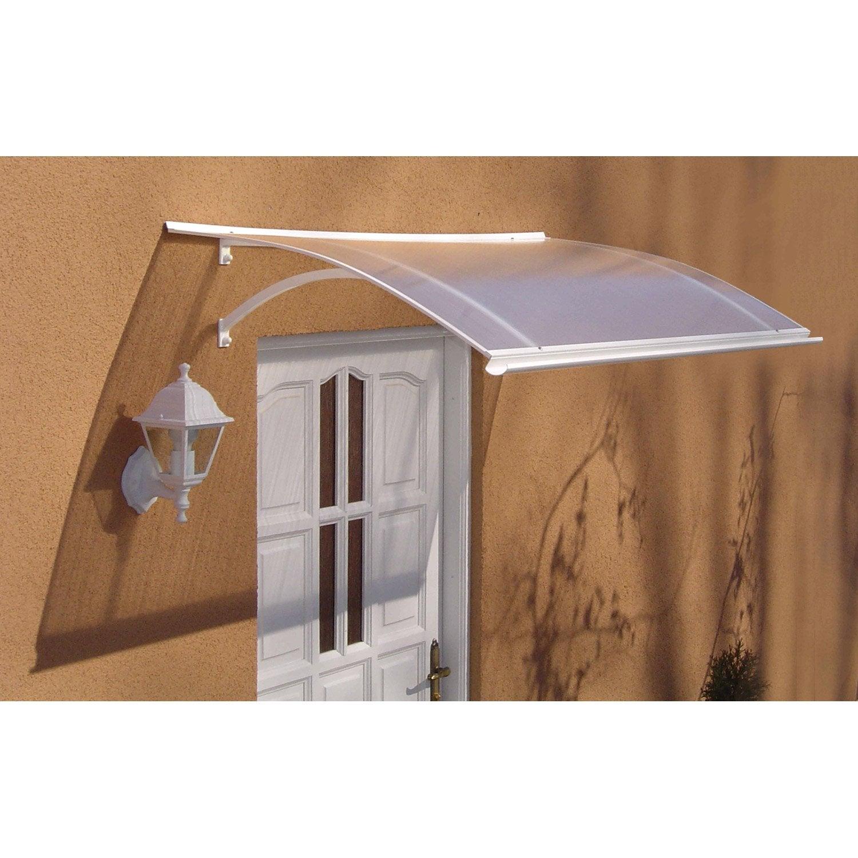 Auvent en kit larus x x cm leroy for Kit placas solares leroy merlin