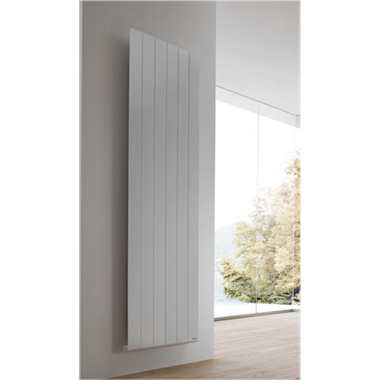 radiateur lectrique inertie fluide needo line m 1800w leroy merlin. Black Bedroom Furniture Sets. Home Design Ideas