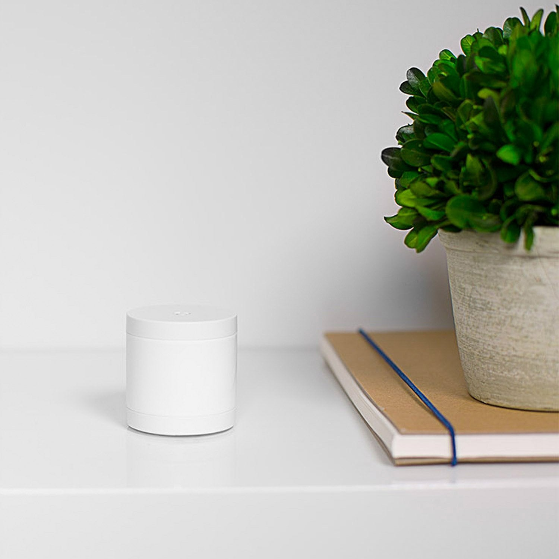 d tecteur de mouvement animaux home alarm myfox leroy merlin. Black Bedroom Furniture Sets. Home Design Ideas
