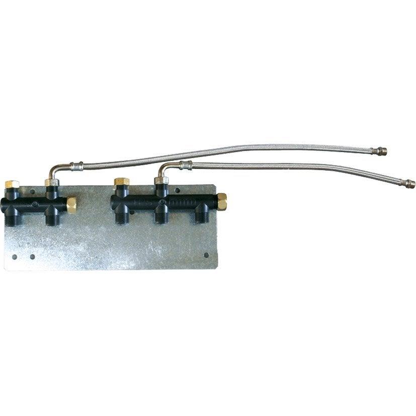 Kit d 39 installation m le visser pour tube per 15 x 21 mm leroy merlin - Kit demenagement leroy merlin ...