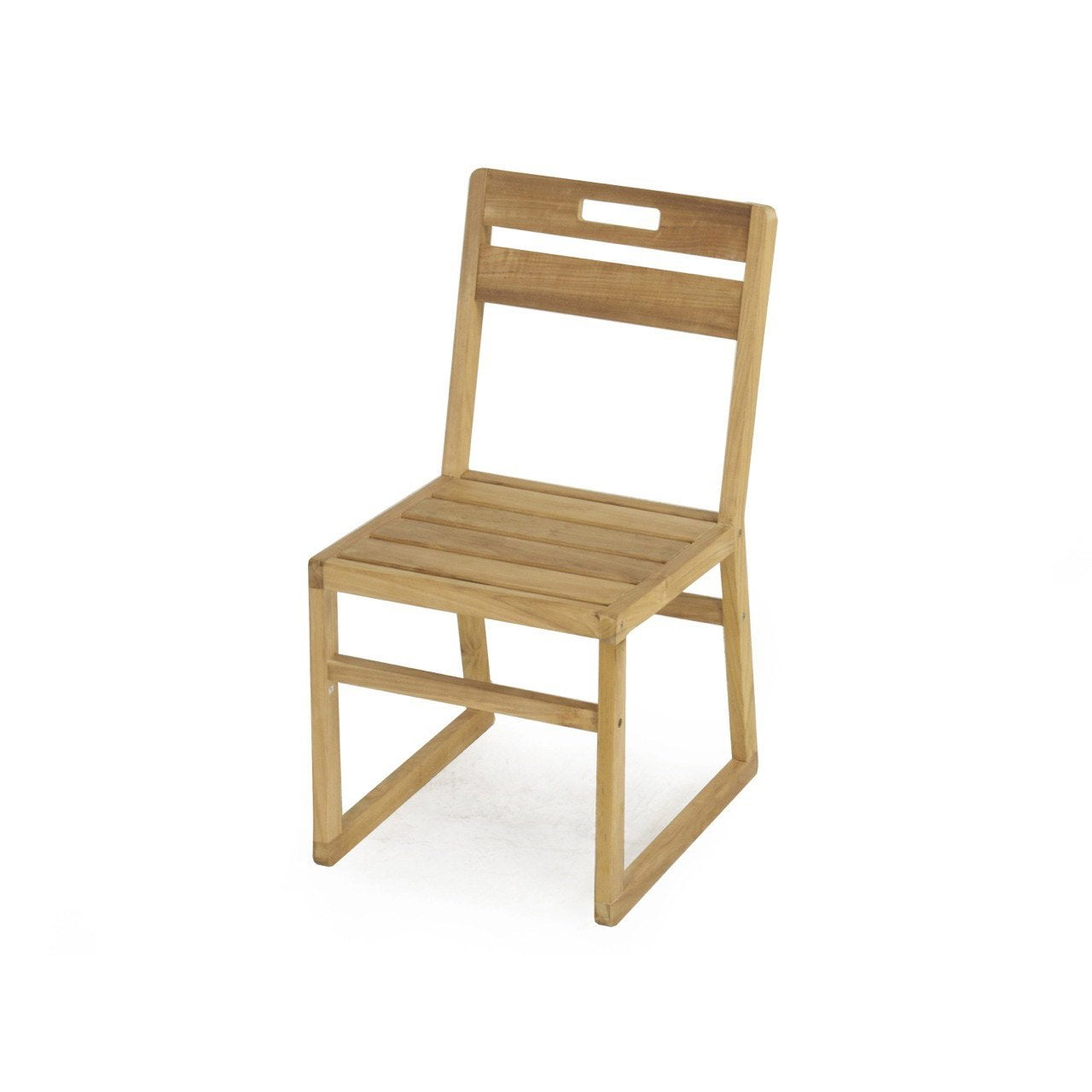 Chaise de jardin en bois resort naturel leroy merlin - Chaise de jardin leroy merlin ...