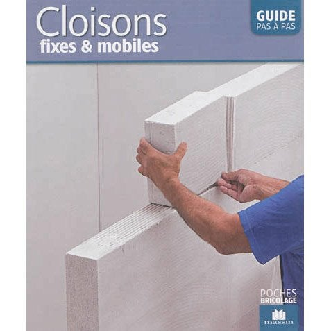 Cloisons fixes et mobiles massin leroy merlin for Cloison mobile leroy merlin