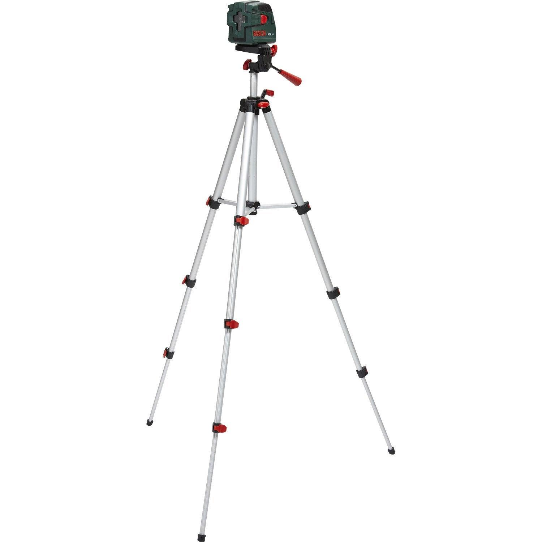 Niveau laser croix automatique bosch pcl 10 set leroy merlin for Niveau laser pcl 10
