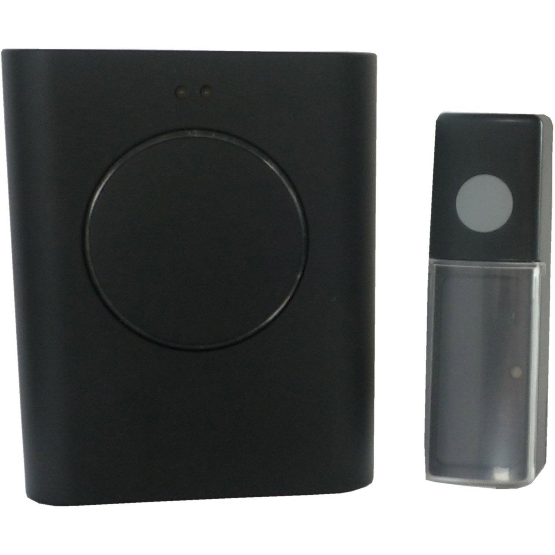 carillon sans fil idk car 200 leroy merlin. Black Bedroom Furniture Sets. Home Design Ideas