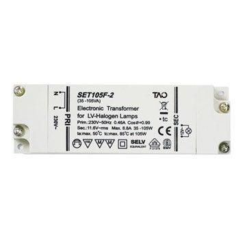 Sodial r convertisseur transformateur tension voltage dc dc comparer les prix et promo - Transformateur 220v 12v leroy merlin ...