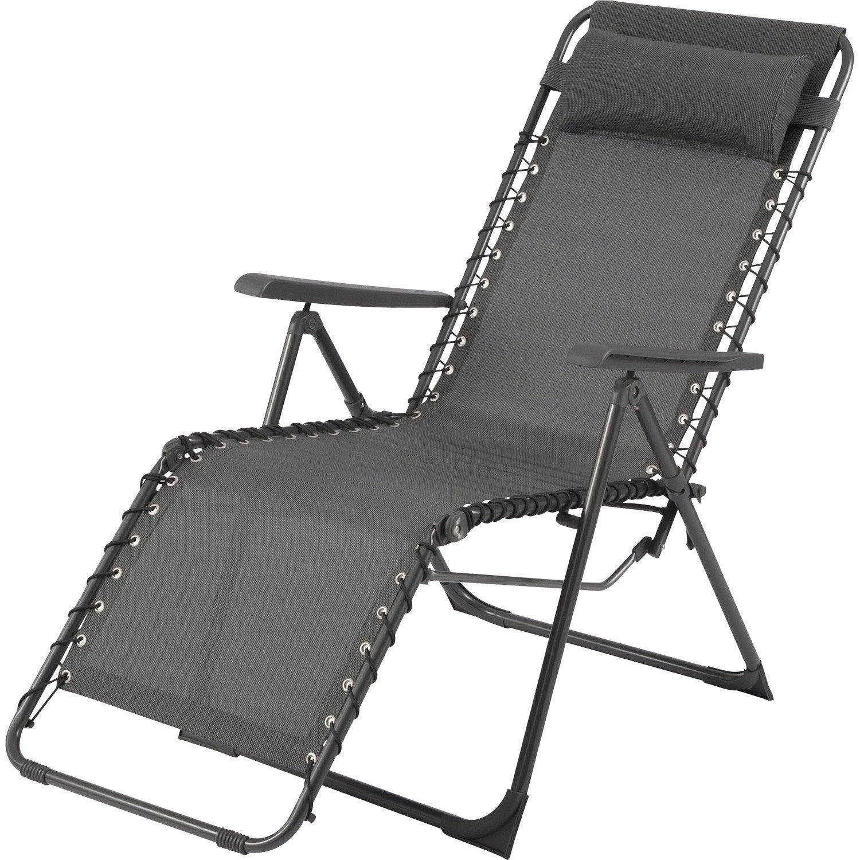 Chaise Relax De Jardin