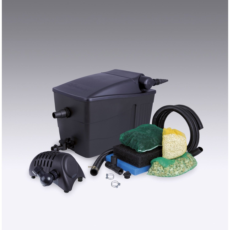 kit de filtration ubbink filtramax 9000 l leroy merlin. Black Bedroom Furniture Sets. Home Design Ideas