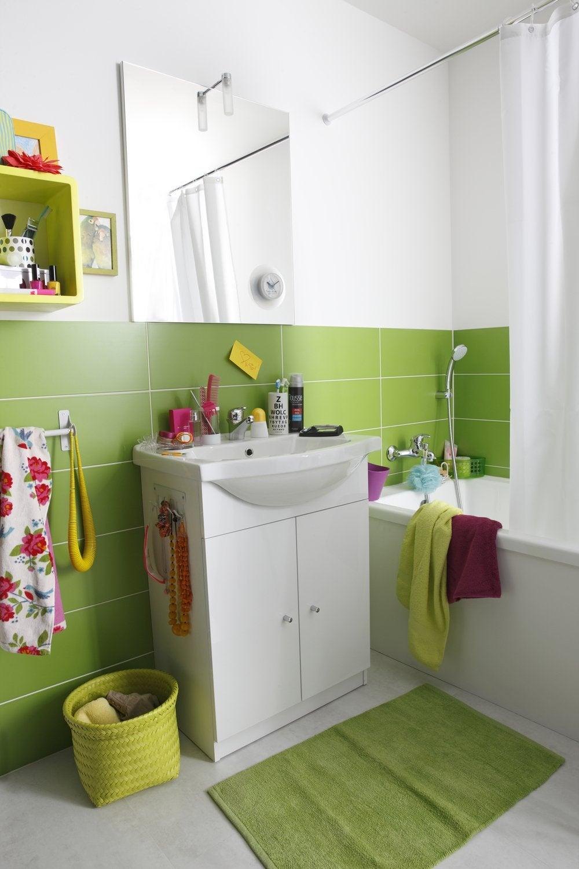 Colonne de rangement salle de bain leroy merlin veglix for Panneau acrylique salle de bain leroy merlin