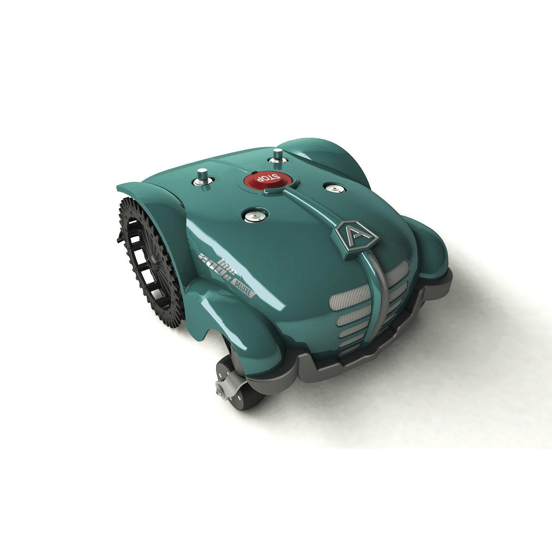 tondeuse robot sur batterie ambrogio l200r deluxe 2500 m. Black Bedroom Furniture Sets. Home Design Ideas