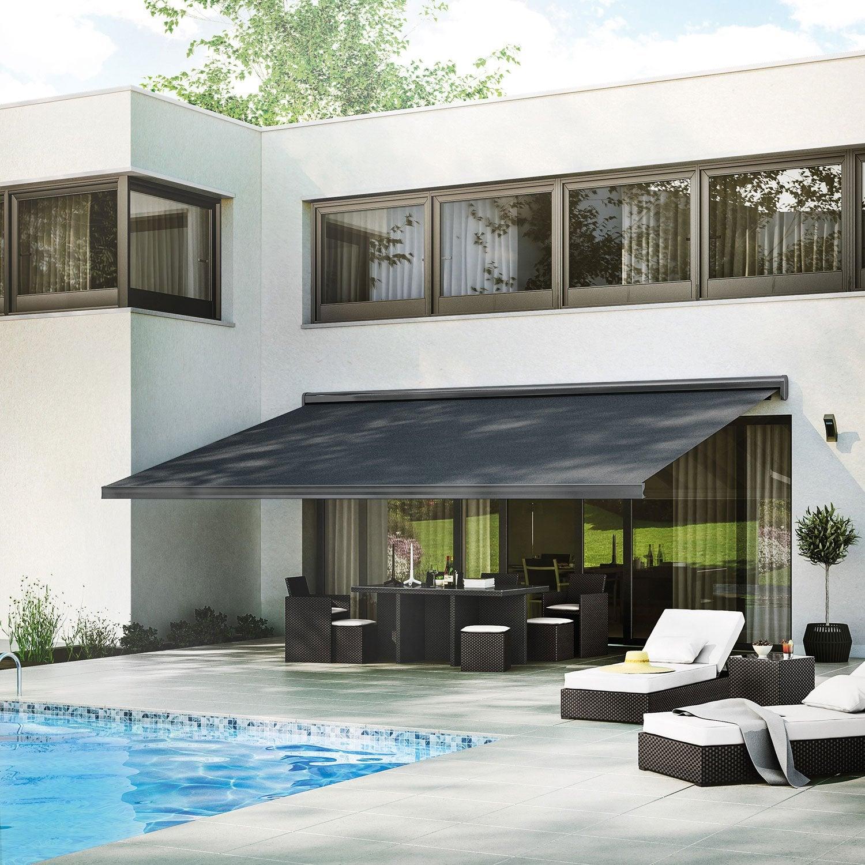 store vertical extrieur leroy merlin beautiful bordure droite quadra bton gris h x l cm leroy. Black Bedroom Furniture Sets. Home Design Ideas