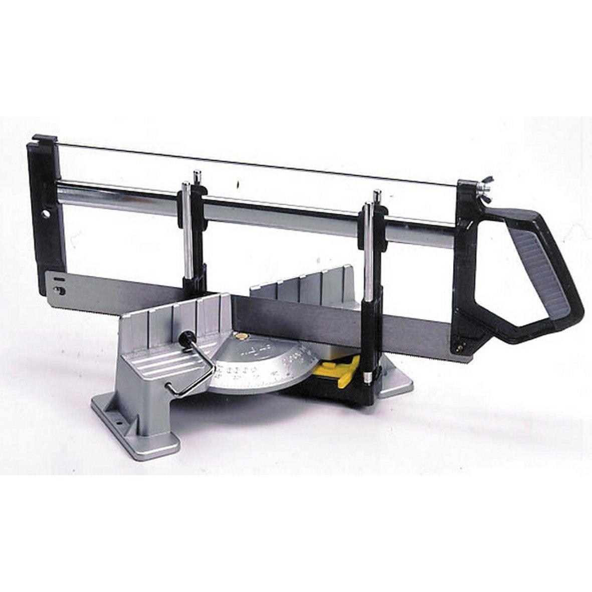 scie onglet manuelle mejix 420 mm leroy merlin. Black Bedroom Furniture Sets. Home Design Ideas