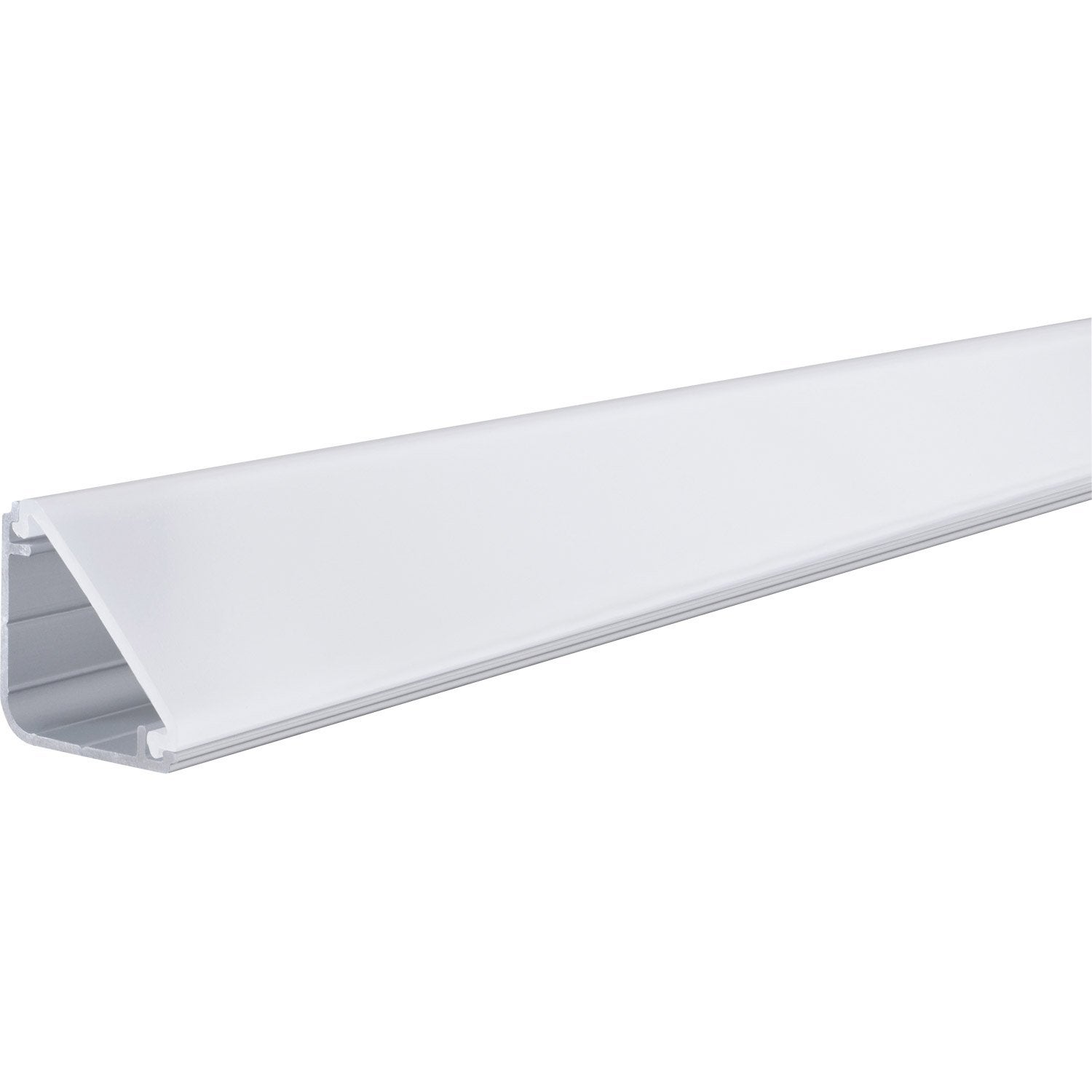 baguette de finition pour ruban led fixer delta profil