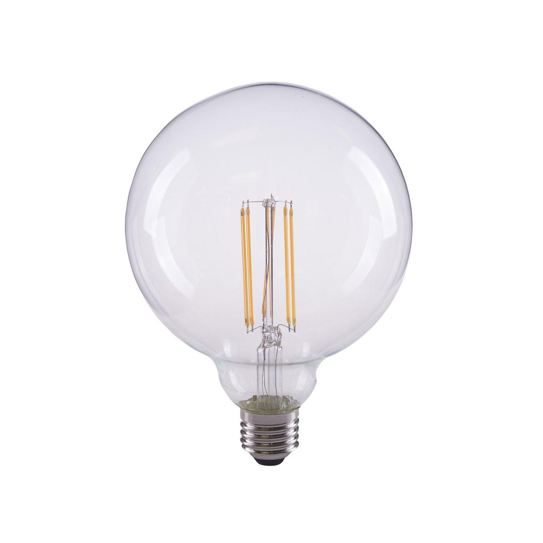 Ampoule led 4000k interesting b with ampoule led 4000k awesome ampoule led e w k flamme - Ampoule a filament ...