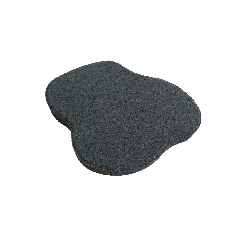 Pas japonais pierre reconstitu e noir p tale leroy merlin for Pave noir leroy merlin