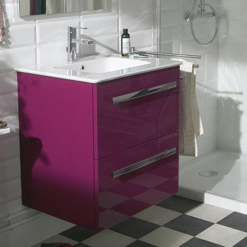 Meuble de salle de bains et vasque salle de bains for Meuble vasque salle de bain leroy merlin
