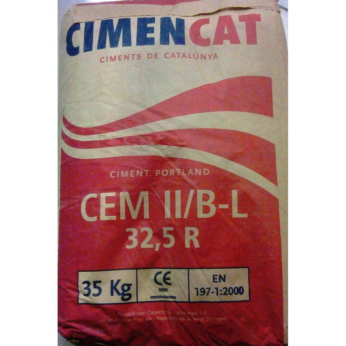 Ciment gris ce cimencat 35 kg leroy merlin - Ciment prompt leroy merlin ...