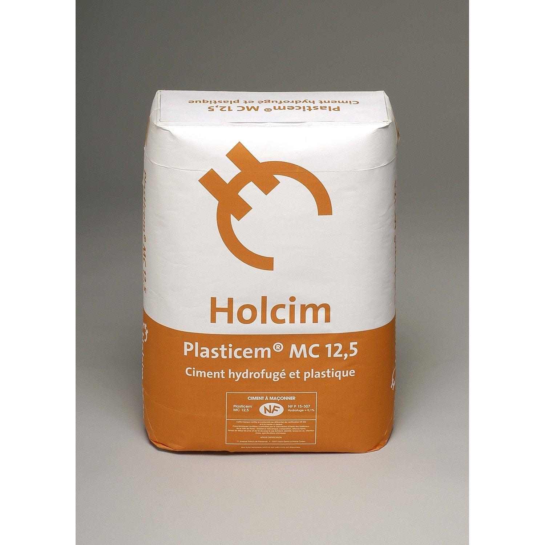 Ciment gris ce holcim 25 kg leroy merlin - Peinture pour toiture fibro ciment brico depot ...