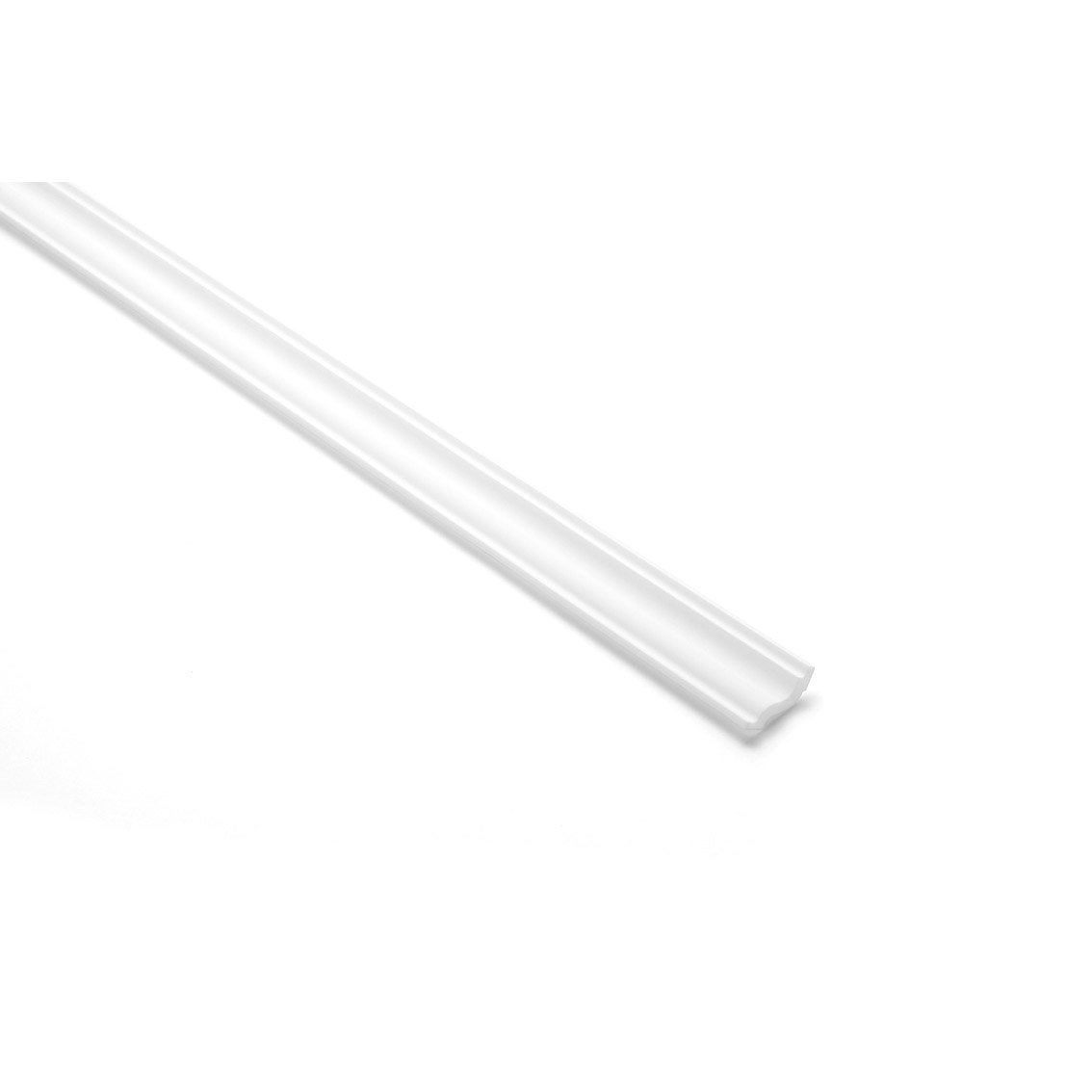 2 moulures de plafond d071 polystyr ne extrud 4 x 200 cm leroy merlin. Black Bedroom Furniture Sets. Home Design Ideas
