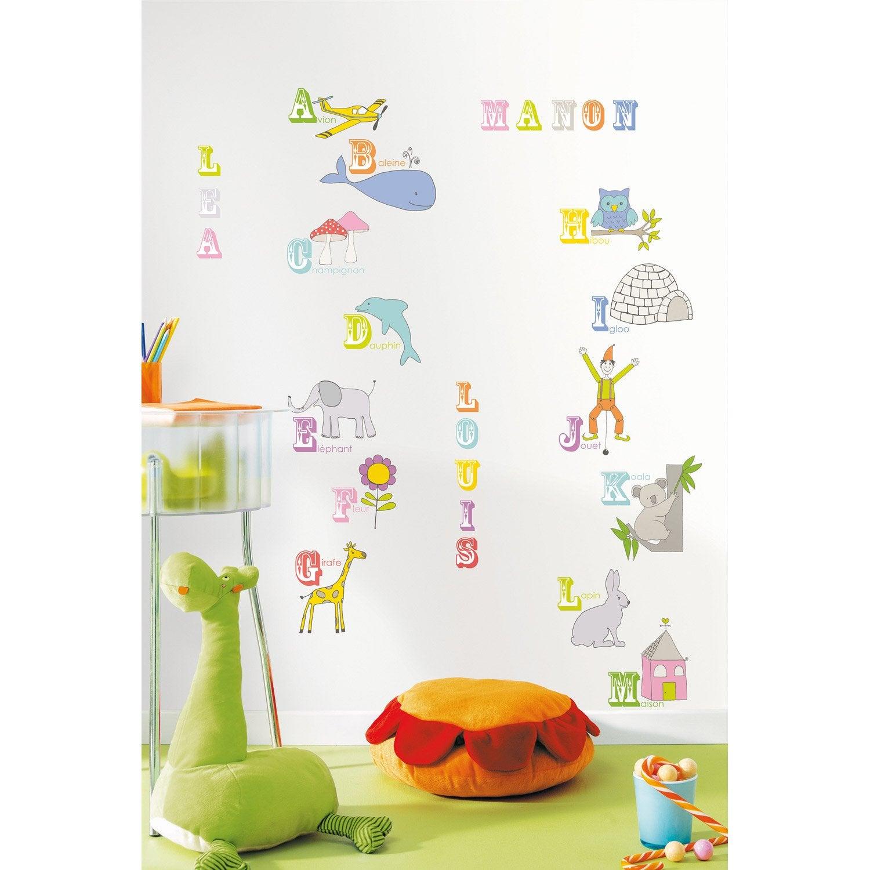 Sticker lexico 47 cm x 67 cm leroy merlin - Sticker cuisine leroy merlin ...