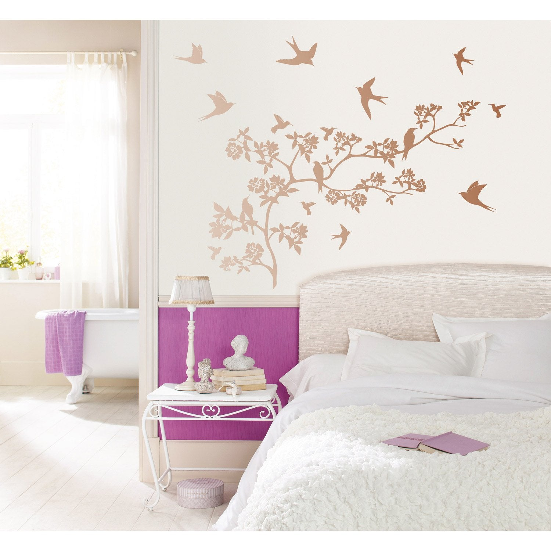 sticker sheaven 47 cm x 67 cm leroy merlin. Black Bedroom Furniture Sets. Home Design Ideas