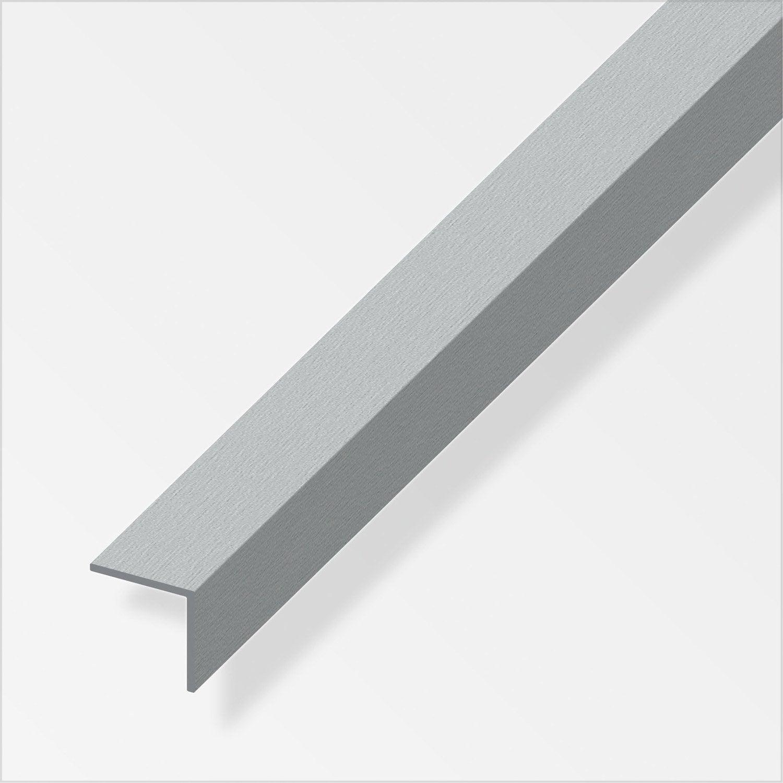 Corni Re Gale Aluminium Bross L 2 5 M X L 3 Cm X H 3 Cm