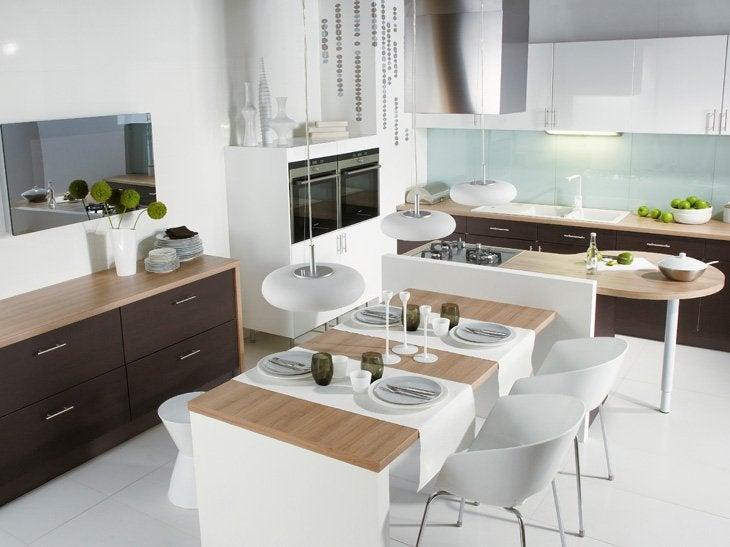 Demande D Idees Deco Cuisine Salon Forum Decoration Interieure