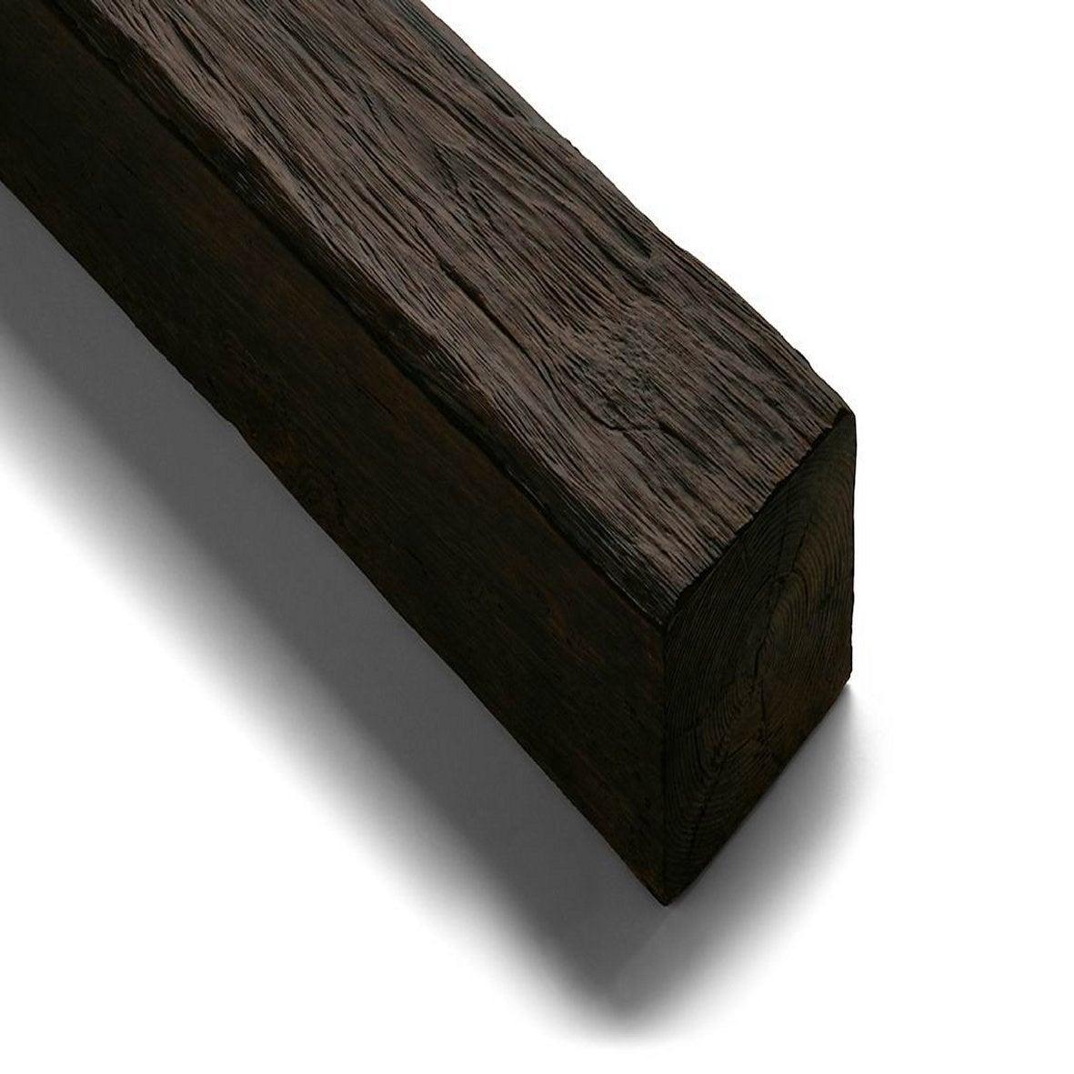 Comment faire une fausse poutre en bois - Poutre bois leroy merlin ...