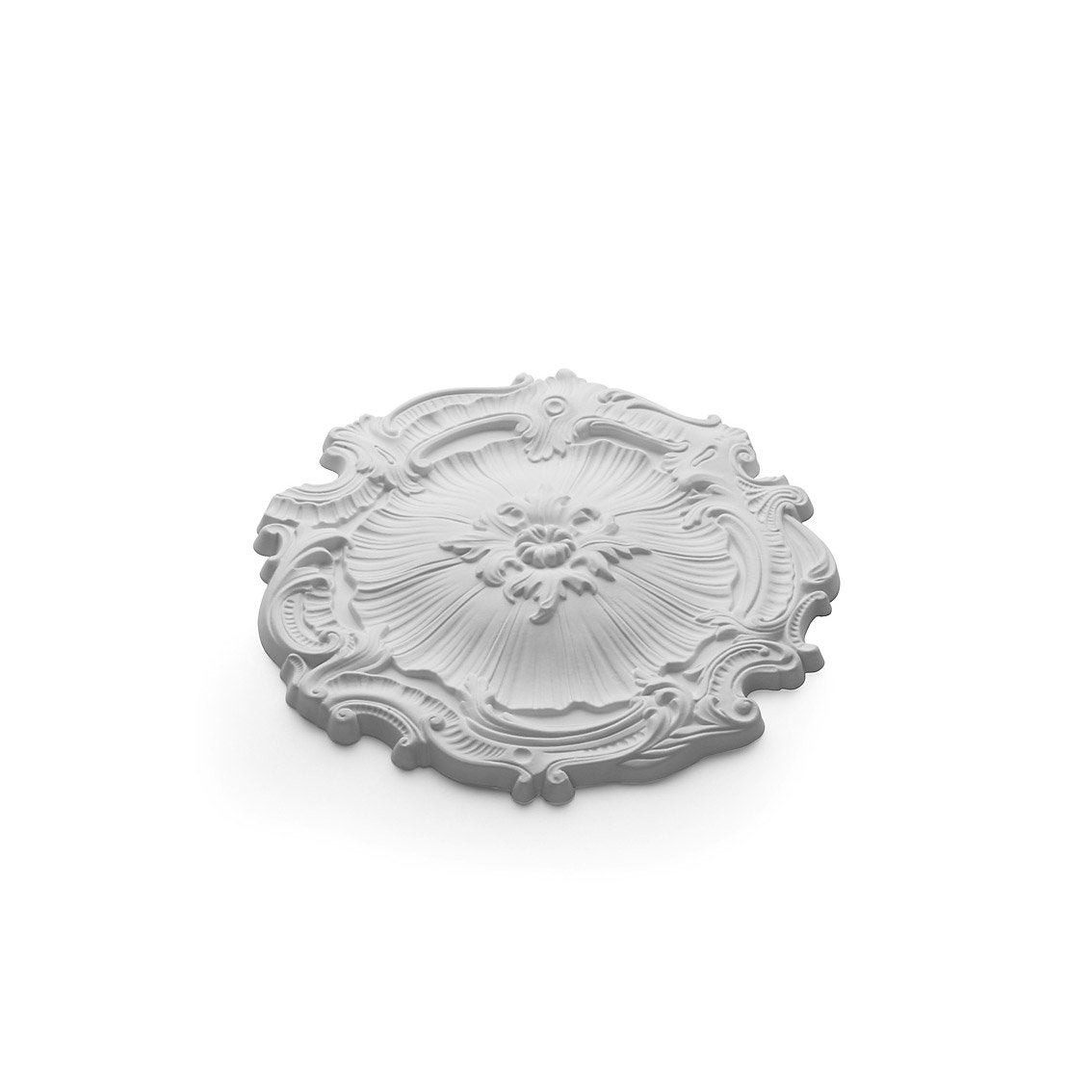 rosace en polyur thane m663 diam 44 cm leroy merlin. Black Bedroom Furniture Sets. Home Design Ideas