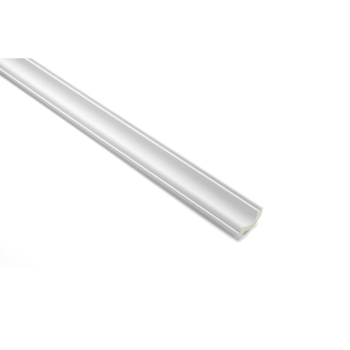 moulure f022 200 x 5 5 cm leroy merlin. Black Bedroom Furniture Sets. Home Design Ideas