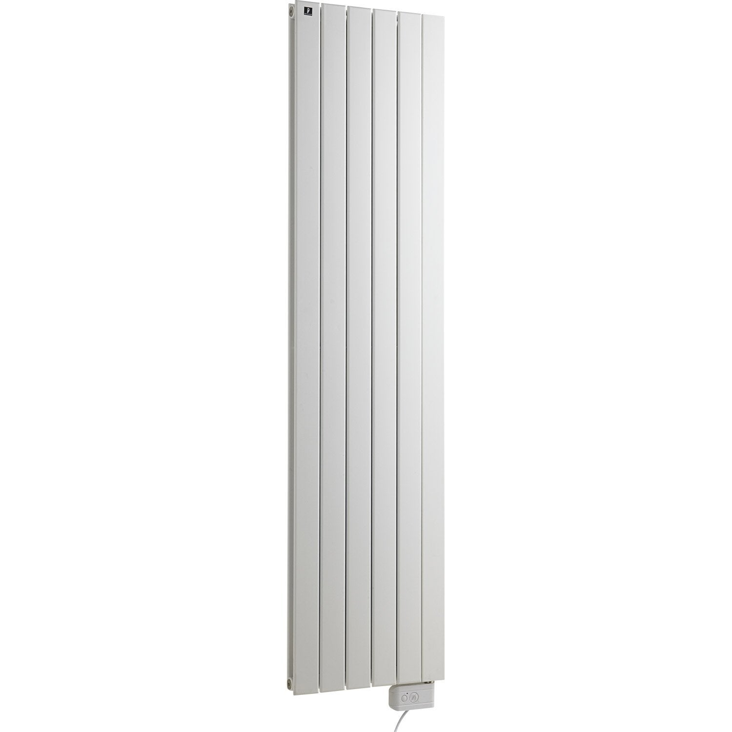 radiateur lectrique inertie fluide deltacalor ramada 1500w leroy merlin. Black Bedroom Furniture Sets. Home Design Ideas