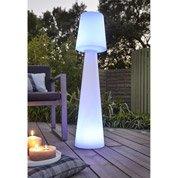 Lampadaire extérieur Lola 110 cm, 2.5 W = 165 Lm, couleurs changeantes NEWGARDEN