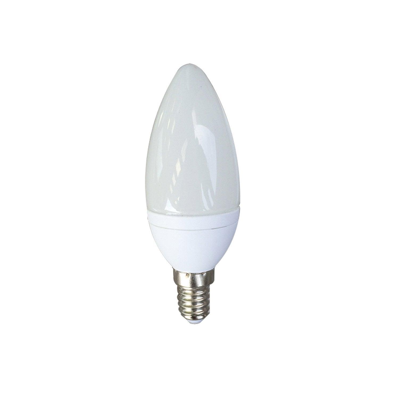 ampoule flamme led 1 5w 90lm quiv 10w e14 3000k 150. Black Bedroom Furniture Sets. Home Design Ideas