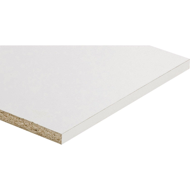 tablette papier blanc x cm x mm leroy. Black Bedroom Furniture Sets. Home Design Ideas
