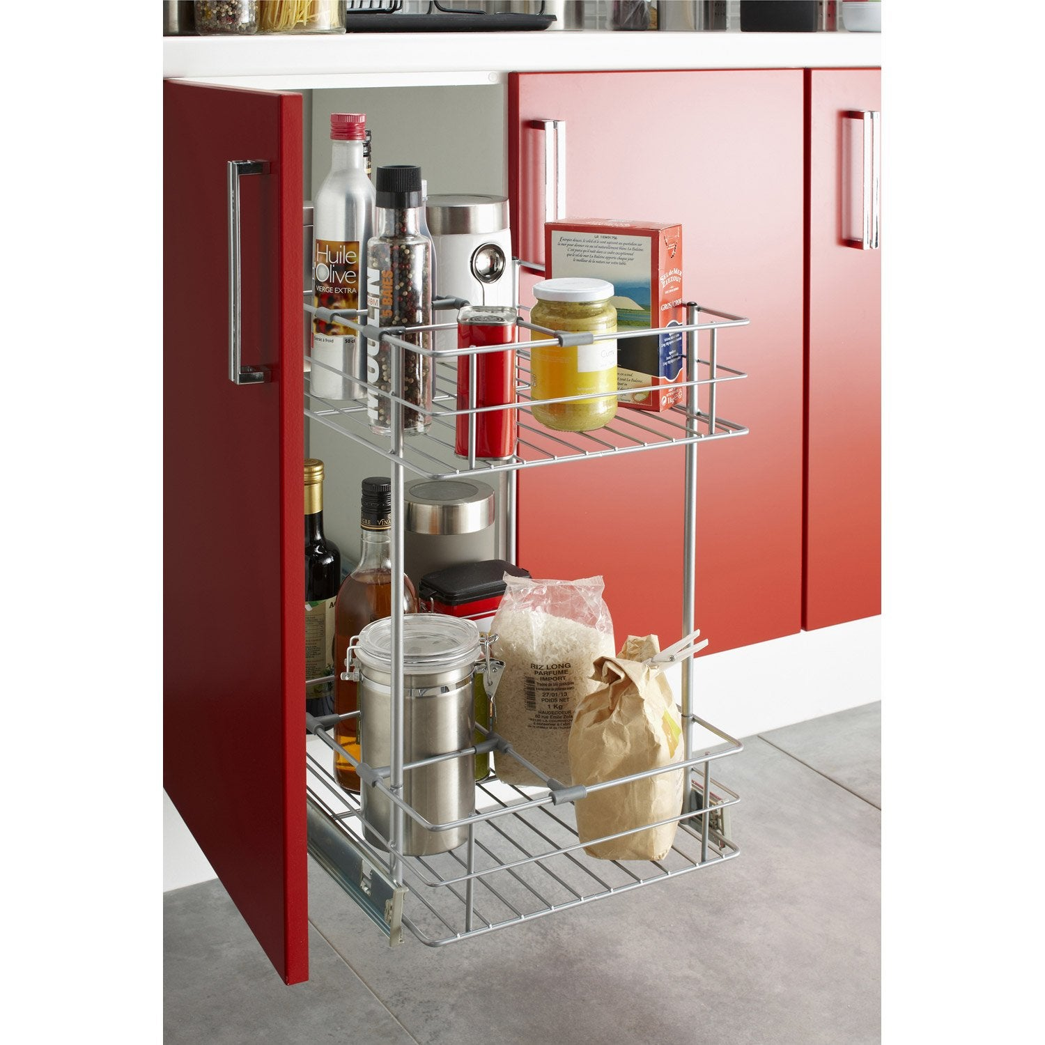 Amenagement placard de cuisine ikea acc pictures to pin on - Amenagement cuisine castorama ...