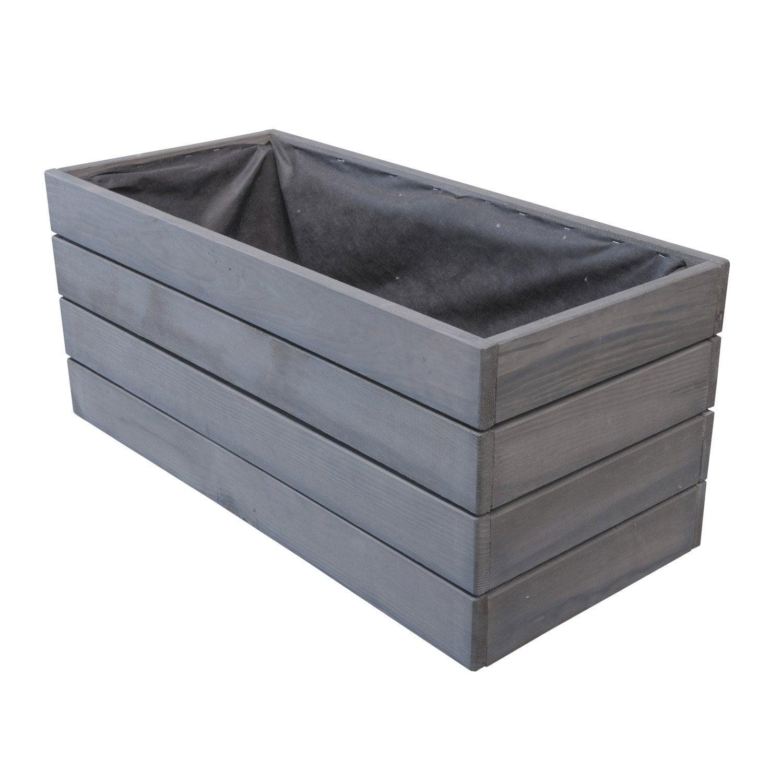 bac a plante pas cher. Black Bedroom Furniture Sets. Home Design Ideas