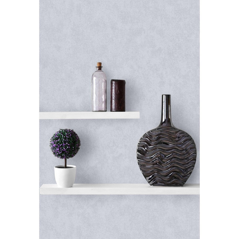 papier peint intiss monza gris clair leroy merlin. Black Bedroom Furniture Sets. Home Design Ideas