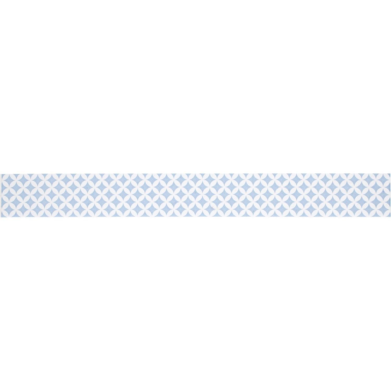 listel astuce bleu bleu n 6 l 4 5 x cm leroy merlin. Black Bedroom Furniture Sets. Home Design Ideas