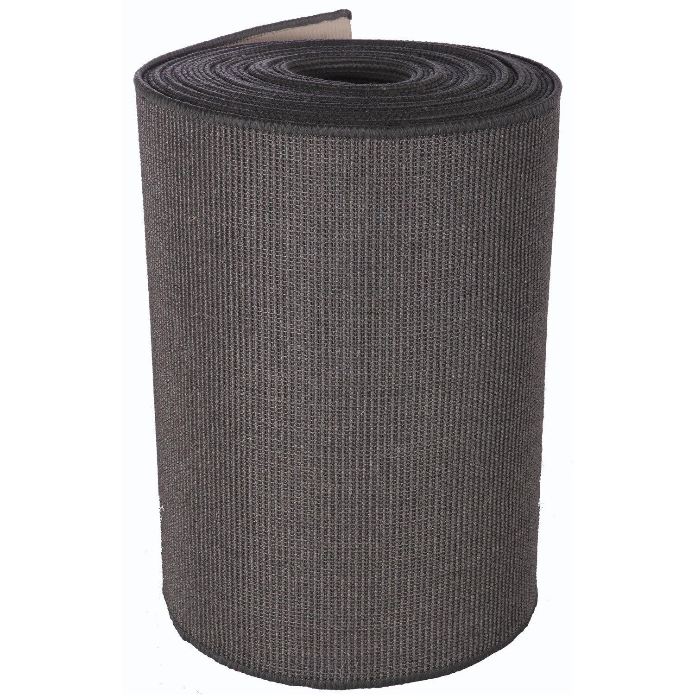 tapis de passage sisal gris x cm leroy merlin. Black Bedroom Furniture Sets. Home Design Ideas