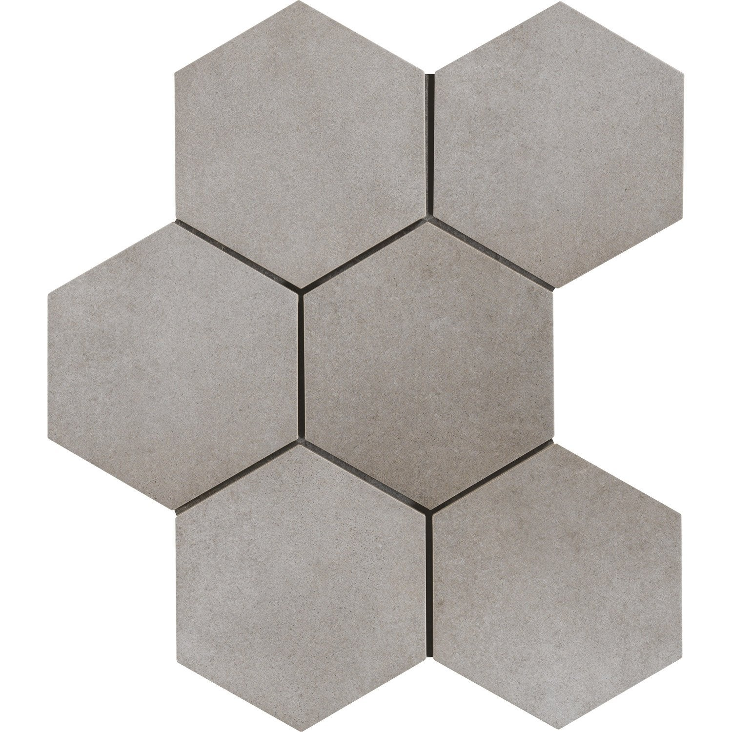 Carrelage hexagonal sol for Carrelage hexagonal leroy merlin