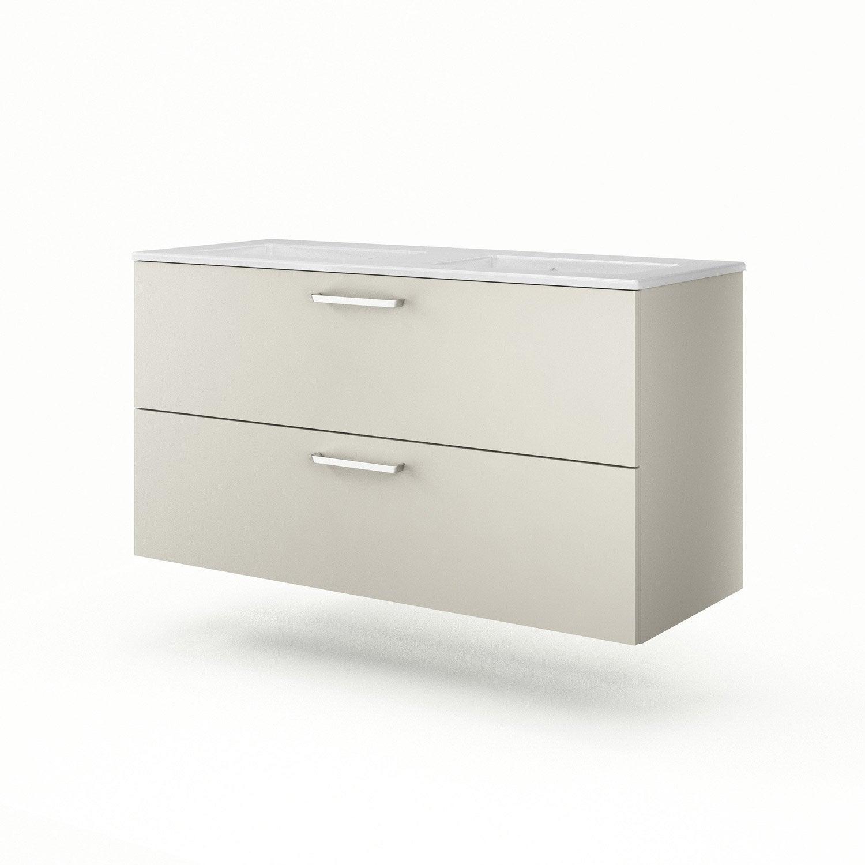 meuble vasque gr ge neo line leroy merlin. Black Bedroom Furniture Sets. Home Design Ideas