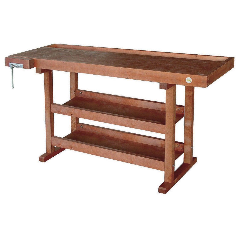 Etabli en bois outifrance leroy merlin - Garage en bois leroy merlin ...